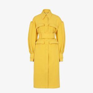 ボス恋予告で、菜々緒さんが衣装として着ていた黄色いコート