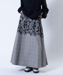 ボス恋番宣で上白石萌音さんが着ていたスカート